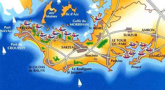 La route de l 39 huitre damgan morbihan d gustation - Restaurant l huitre y est port des barques ...