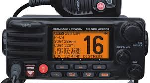 VHF Standard Horizon GX2200E