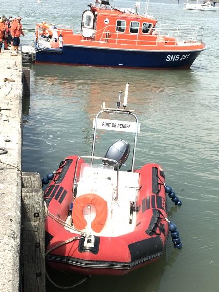 Navette port de Penerf