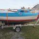 Voilier pêche-promenade Kirié Apollon Super 4.40